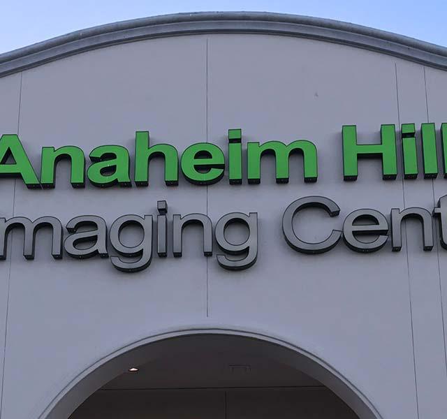 Anaheim Hills Imaging Center